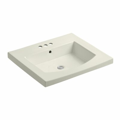 Persuade 25 Single Bathroom Vanity Top Finish: Biscuit