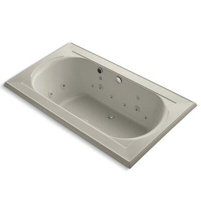Memoirs 72 x 42 Air / Whirlpool Bathtub Finish: Sandbar