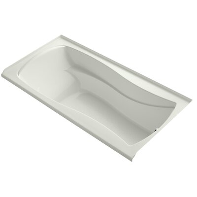 Mariposa 72 x 36 Soaking Bathtub Finish: Dune