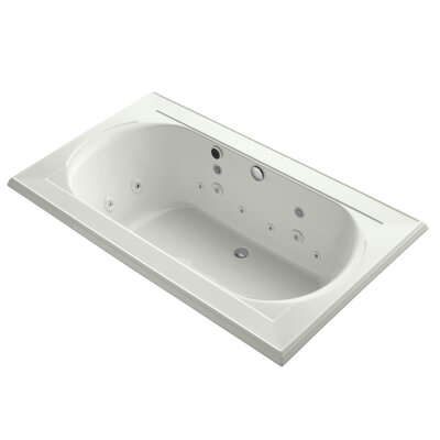 Memoirs 72 x 42 Air / Whirlpool Bathtub Finish: Dune
