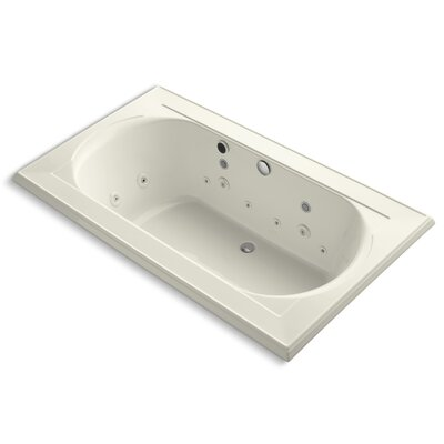Memoirs 72 x 42 Air / Whirlpool Bathtub Finish: Biscuit
