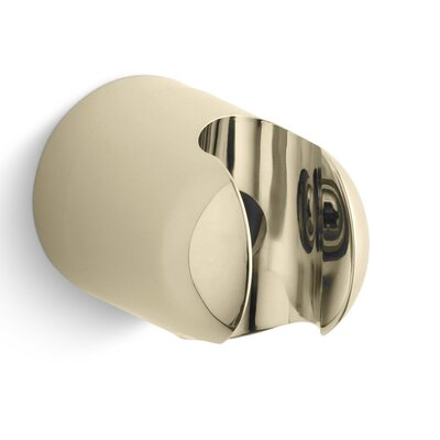 Mastershower Fixed Wall Bracket Finish: Vibrant French Gold