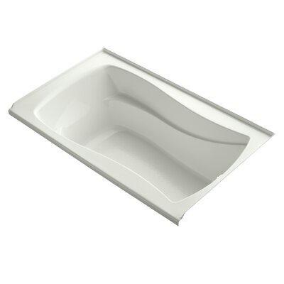 Mariposa 60 x 36 Soaking Bathtub Finish: Dune