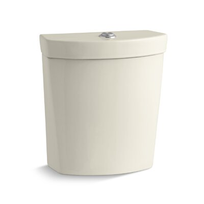 Persuade Toilet Tank Finish: Almond