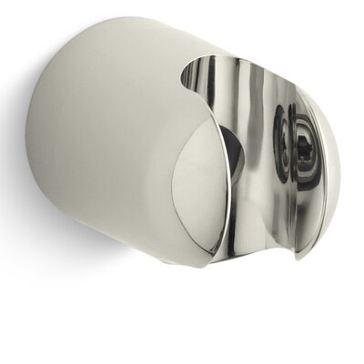 Mastershower Fixed Wall Bracket Finish: Vibrant Polished Nickel