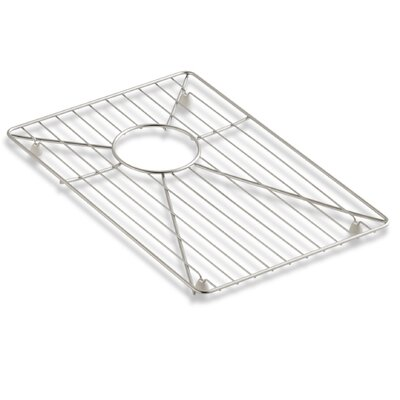 Vault /Strive Stainless Steel Sink Rack, 19-3/16 x 16-11/16 for 36 Offset Apron-Front Sink