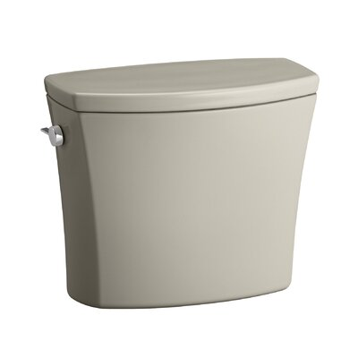 Kelston Toilet Tank with 1.28 Gpf Finish: Sandbar