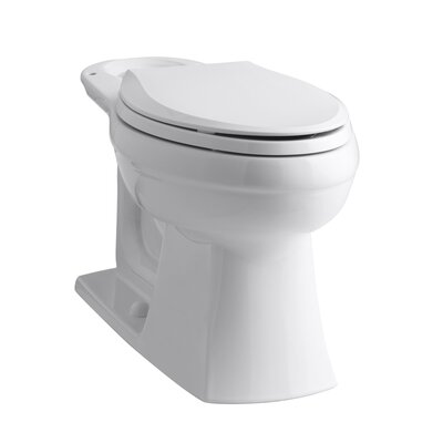 Kelston Toilet Bowl Finish: White