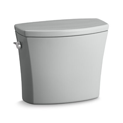 Kelston Tank with 1.6 Gpf Finish: Ice Grey