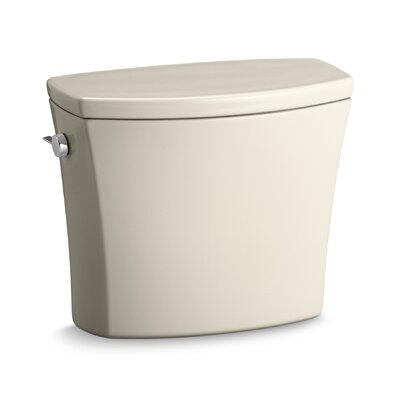 Kelston Tank with 1.6 Gpf Finish: Almond