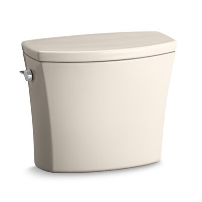 Kelston Toilet Tank with 1.28 Gpf Finish: Innocent Blush