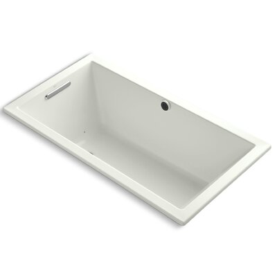 Underscore Bubblemassage 60 x 32 Soaking Bathtub Finish: Dune