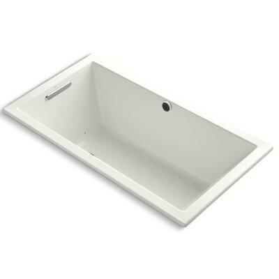 Underscore Bubblemassage 60 x 32 Soaking Bathtub Finish: Dune