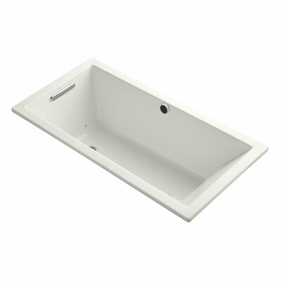 Underscore Bubblemassage 60 x 30 Soaking Bathtub Finish: Dune
