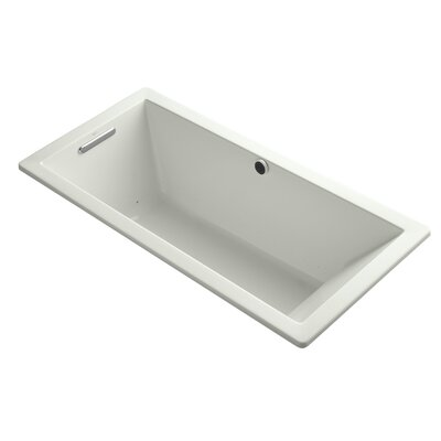 Underscore Bubblemassage 66 x 32 Soaking Bathtub Finish: Dune