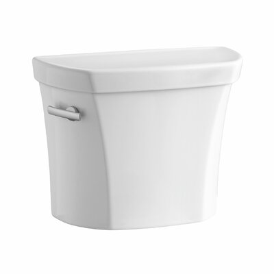 Wellworth 1.28 GPF Toilet Tank Finish: White