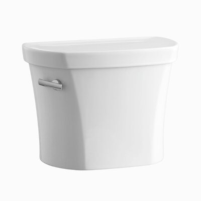 Wellworth 1.28 GPF Tank, 14 Rough-In Finish: White