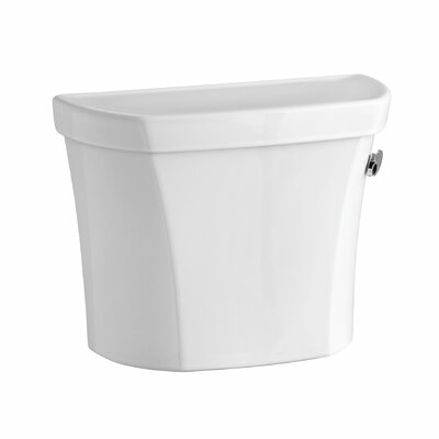 Wellworth 1.6 GPF Tank with Right-Hand Trip Lever and Tank Locks Finish: White