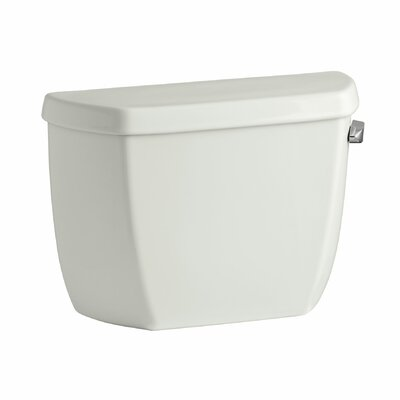 Wellworth Classic 1.28 GPF Toilet Tank with Class Five Flushing Technology Finish: Dune