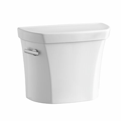 Wellworth 1.6 GPF Tank with Tank Locks Finish: White