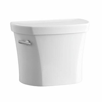 Wellworth 1.28 GPF Toilet Tank Finish: White