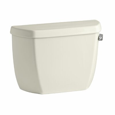 Wellworth Classic 1.28 GPF Toilet Tank with Class Five Flushing Technology Finish: Almond