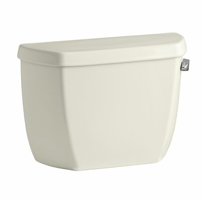 Wellworth Classic 1.28 GPF Toilet Tank Finish: Almond