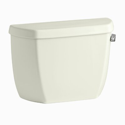 Wellworth Classic 1.28 GPF Toilet Tank Finish: Biscuit