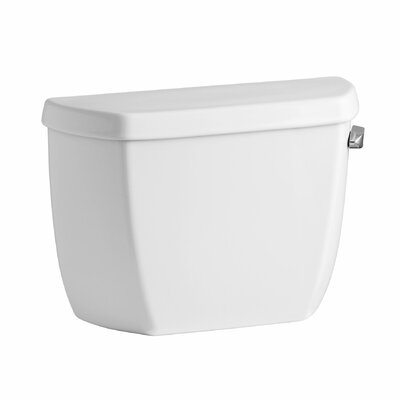 Wellworth Classic 1.28 GPF Toilet Tank Finish: White