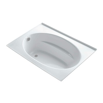 Windward 60 x 42 Soaking Bathtub Finish: White