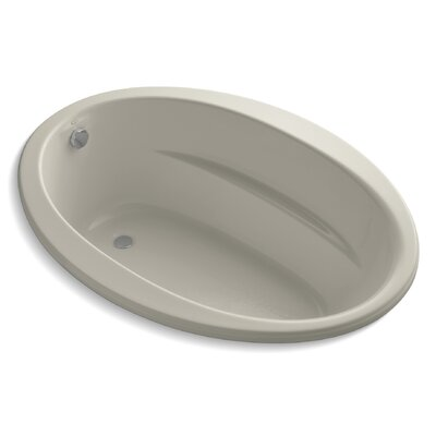 Sunward 60 x 42 Soaking Bathtub Finish: Sandbar