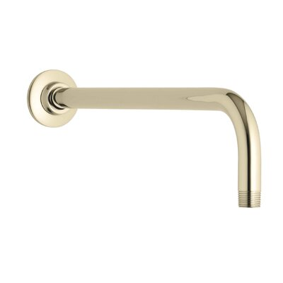 Right Angle Showerarm Finish: Vibrant French Gold
