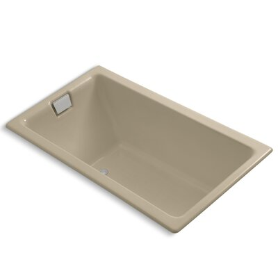 Tea-For-Two 66 x 36 Soaking Bathtub Finish: Mexican Sand
