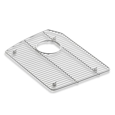 Tanager Stainless Steel Sink Rack for Left-Hand Bowl Of Tanager Kitchen Sink