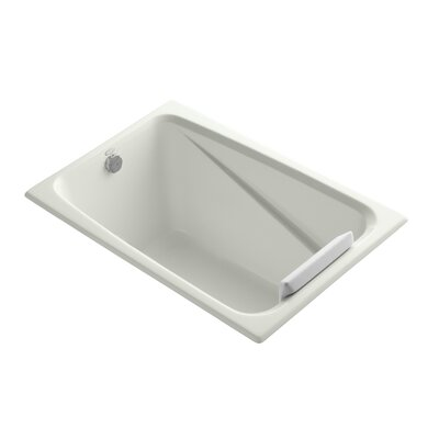 Greek 48 x 32 Soaking Bathtub Finish: Dune