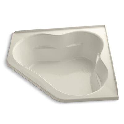Folee 60 x 60 Soaking Bathtub Finish: Almond