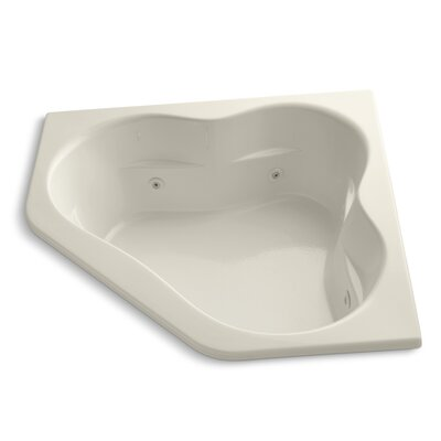 Tercet 60 x 60 Air / Whirlpool Bathtub Finish: Almond