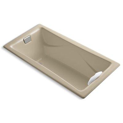 Tea-For-Two 72 x 36 Soaking Bathtub Finish: Mexican Sand