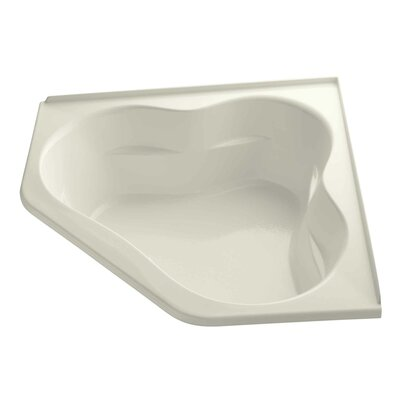 Folee 60 x 60 Soaking Bathtub Finish: Biscuit