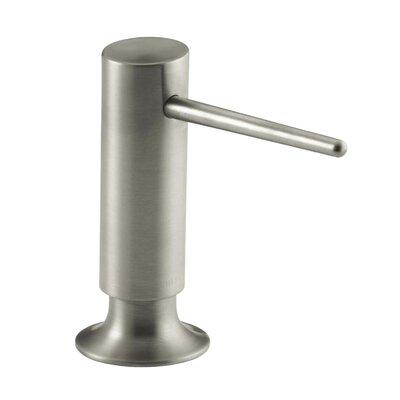 Contemporary Design Soap/Lotion Dispenser Finish: Vibrant Brushed Nickel K-1995-BN