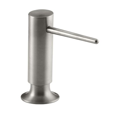 Contemporary Design Soap/Lotion Dispenser Finish: Vibrant Stainless
