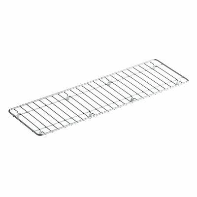 Undertone Stainless Steel Sink Rack, 25-3/16 x 7-11/16