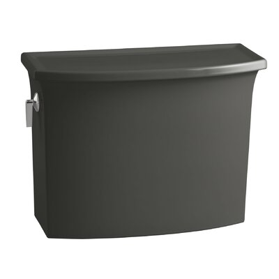 Archer 1.28 GPF Toilet Tank Finish: Thunder Grey