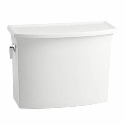 Archer 1.28 GPF Toilet Tank Finish: White