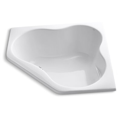 Proflex 54 x 54 Soaking Bathtub Finish: White