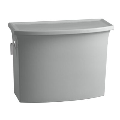 Archer 1.28 GPF Toilet Tank Finish: Ice Grey