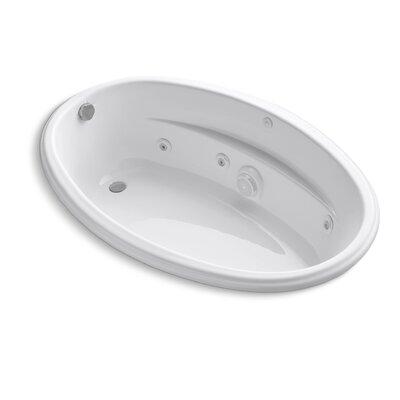 Proflex 60 x 40 Air / Whirlpool Bathtub Finish: White