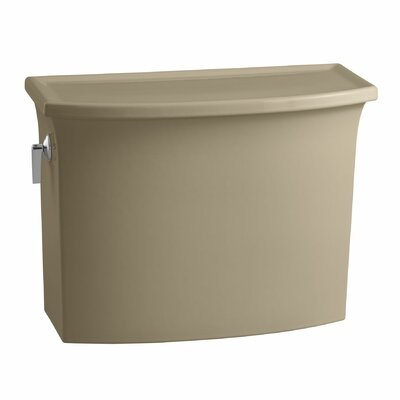 Archer 1.28 GPF Toilet Tank Finish: Mexican Sand