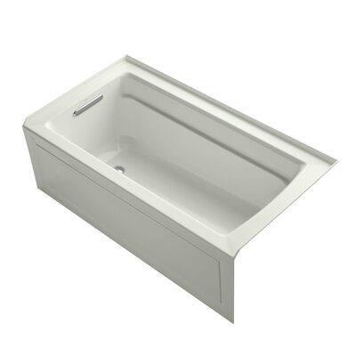 Archer Bathtub Finish: Dune