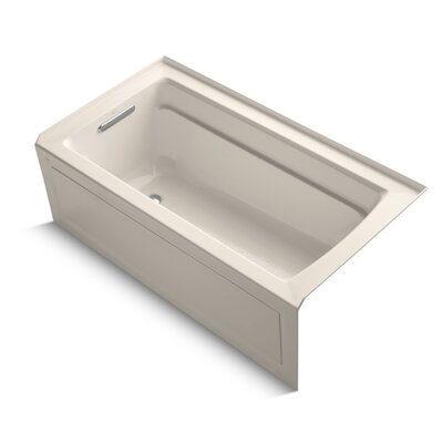 Archer Bathtub Finish: Innocent Blush